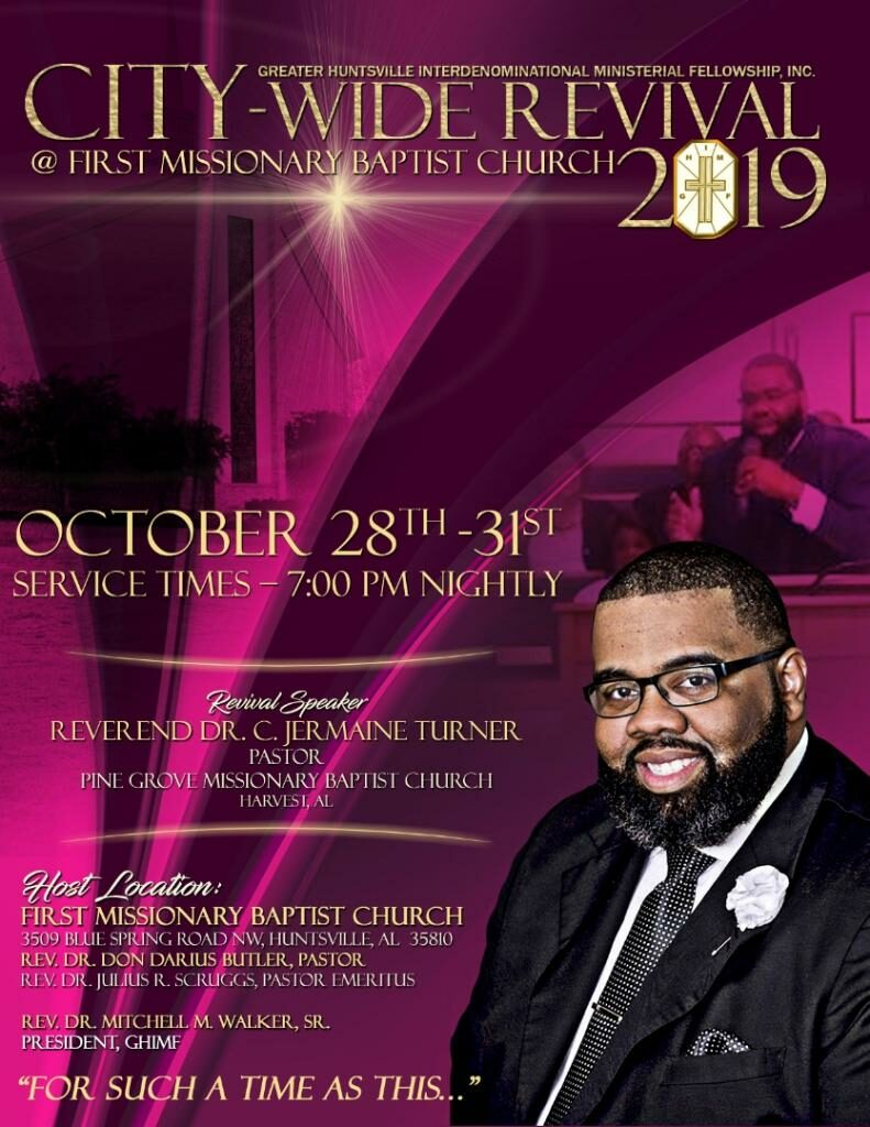 city wide revival 2019