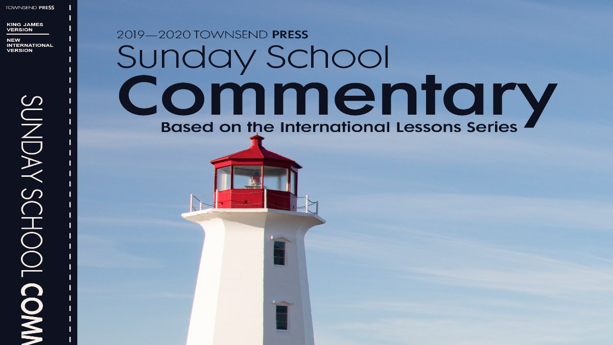 Annual Sunday School Commentaries