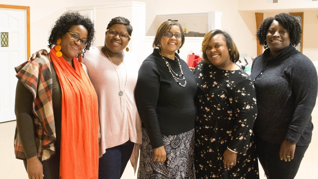 Women's Ministry Kickoff